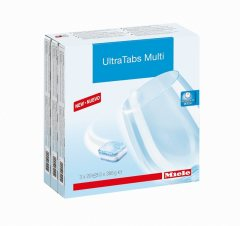 MIELE UltraTabs Multi GS CL 0604 T, 60 ks