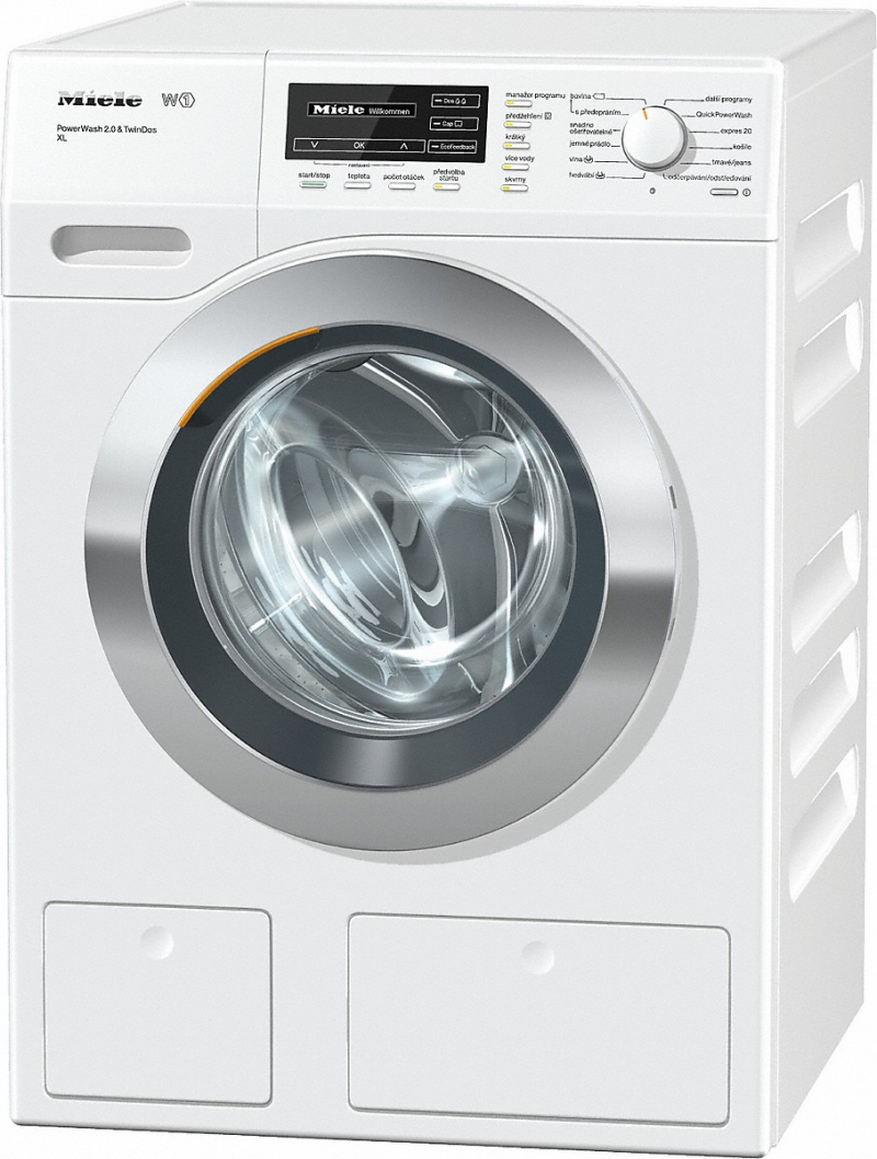 WKH 132 WPS PWash 2.0 & TDos XL